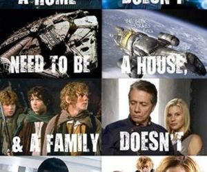 doctor who, harry potter, and star trek image