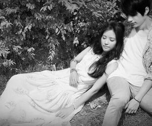 myungsoo and naeun image