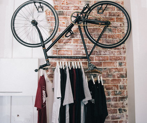 bike, clothes, and cool image