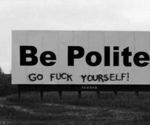 polite image
