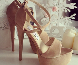 heels, pumps, and luxury image