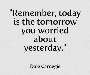 quotes, today, and tomorrow image