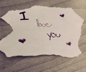 I Love You, love, and you image
