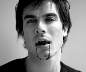 ian somerhalder, vampire, and the vampire diaries image