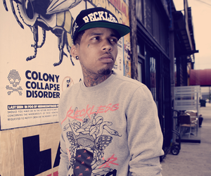 kid ink, tattoo, and swag image