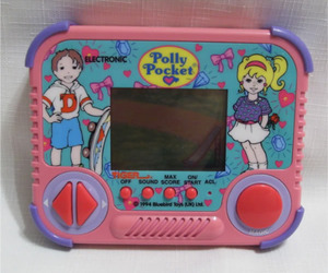 polly pocket and toys image