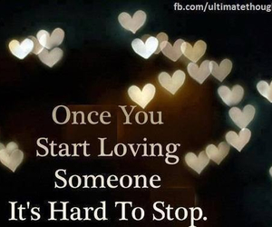 love, quotes, and hard image