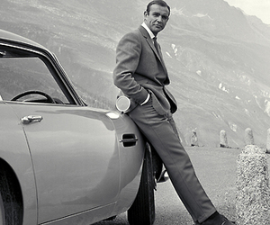007, James Bond, and Sean Connery image