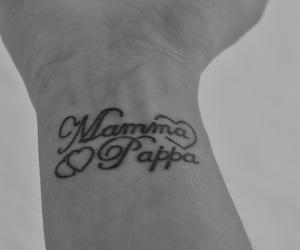 Mom And Dad Tattoo Uploaded By Ellenpropellen