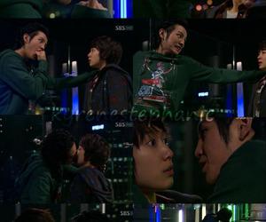 asian, kiss, and hwang tae kyung image
