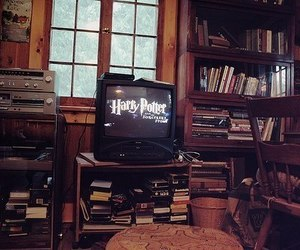 harry potter, old, and indie image