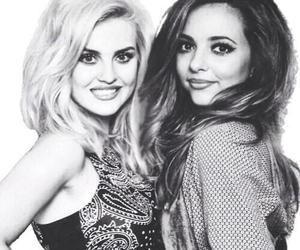 little mix, perrie edwards, and jerrie image