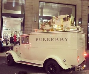 Burberry, luxury, and car image