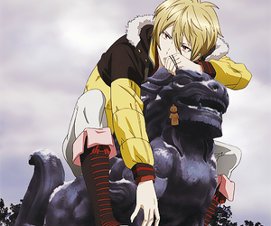 anime, zetsuen no tempest, and mahiro fuwa image