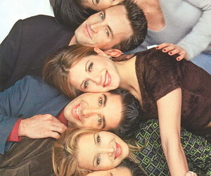 friends, ross, and f.r.i.e.n.d.s image