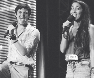 couple, cute, and alex and sierra image
