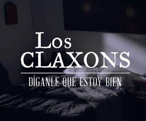 music, song, and los claxons image