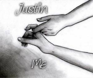 I Love You, justin and beliebers, and My Hero image