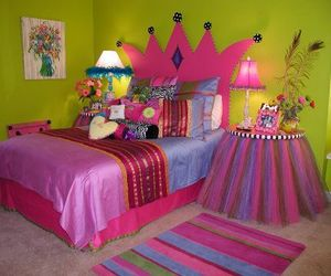 princess, children's rooms, and decorating ideas image