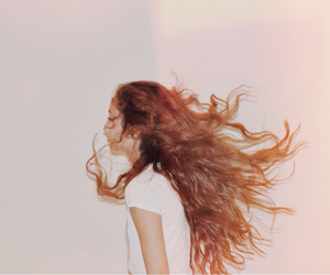 girly, hair, and hipster image