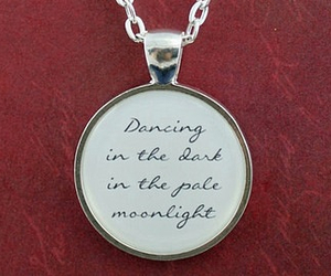 dancing, summertime saddness, and moonlight image