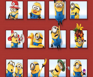 minions, wallpaper, and despicableme image