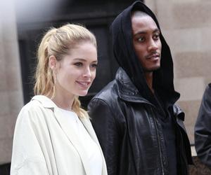 Doutzen Kroes, model, and couple image