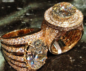 jewelry, luxury, and glamour image