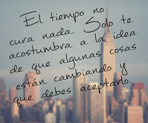 tiempo and frases image