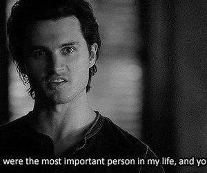 enzo, quote, and tvd image