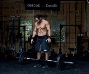exercise, workout, and crossfit image