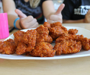 food, yum, and Chicken image