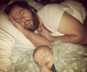 father, son, and shaytards image
