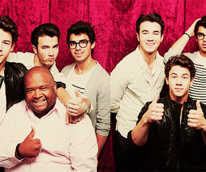 disney, jonas brothers, and fame image