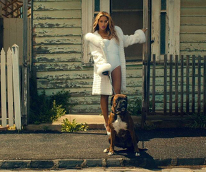 beyoncé, Queen, and dog image