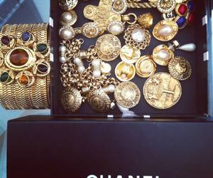 chanel, designer jewelry, and fashion image