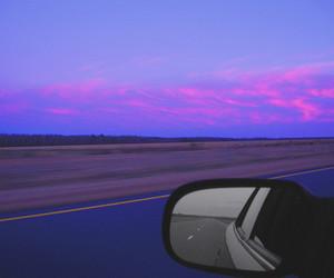 sky, car, and grunge image