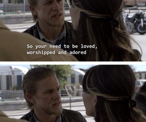 quote, sons of anarchy, and jemma image