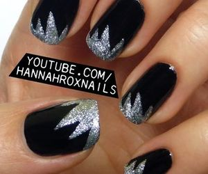fashion, nails, and new years image