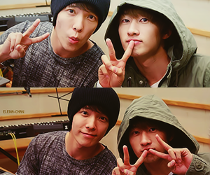asian, donghae, and korean image
