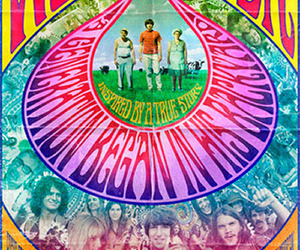 poster and woodstock image