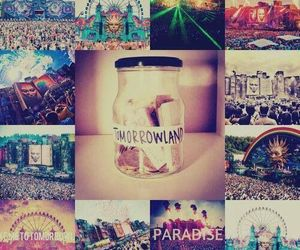 Tomorrowland, paradise, and Dream image