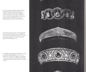 tiara, fashion, and princess image