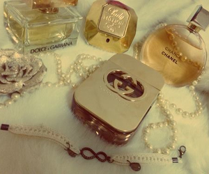 chanel, parfum, and dolce&gabanna image