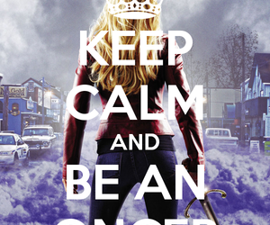 keep calm, once upon a time, and oncer once image