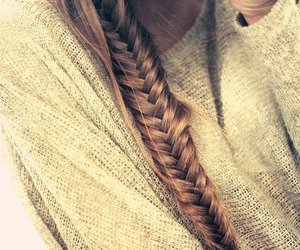 hair, amazing long hair, and ombre hair image