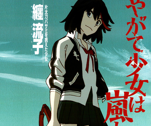 anime and kill la kill image