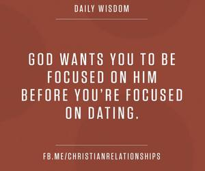 date, focused, and god image