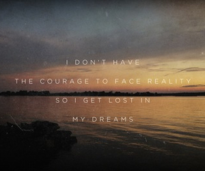 courage, photography, and quote image