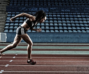 athletic, field, and inspiration image